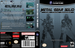 Metal Gear Solid - The Twin Snakes Custom NGC Box by Demi-feind