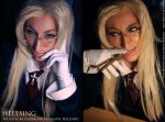 Sir Integra Hellsing The Boss by GingerAnneLondon