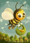 Beezy Bee by LouisDavilla