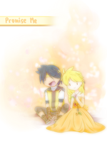 Promise Me [link in description] by chococustard