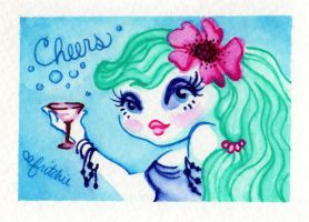 Cheers by fritchie
