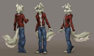 Ben. ref sheet by GatoDelCielo