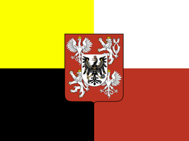 Flag of Hohenzollern Poland-Bohemia by kasumigenx
