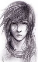 Final Fantasy XIII-2 Lightning by OathBinder123