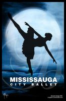 Mississauga City Ballet by MugenB16