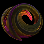 Chaoscope 27 - Swirling by mario837
