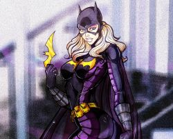 Batgirl in Bring It by KnightofOA