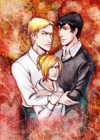 SNK Give me a hand by MaryIL