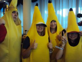 the banana army by spartan049820
