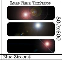 Lens Flare Textures by bluezircon-graphics
