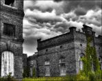Old Nelsonville Brewery by AudraMBlackburnsArt