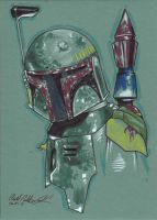 Boba Fett by Bill-Pulkovski