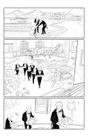 The One Percent page 1 by Supajoe