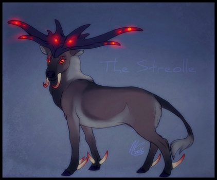 The Streolle || Open Species by Flora-Tea