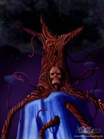 Exdeath Tree Form by grandchaosSR