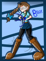 Bessy (Commission) by PastelMoosey