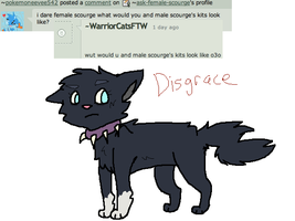 Answer 27: Disgrace by ask-female-scourge