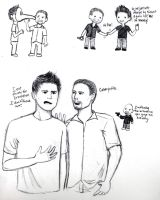 Random Ghost Adventures doodles ftw by Kitisama