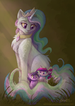 My Children by eleanart-approved