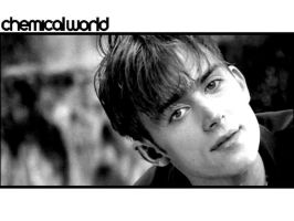 Damon Albarn Wallpaper no.22 by Groteskiprincessa
