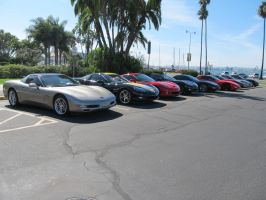 So Many Corvettes 2 by MichaelB450