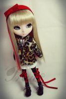 Leopard Girl 01 by mydollshouse