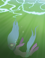 Drowned Innocence by Knadow-the-Hechidna