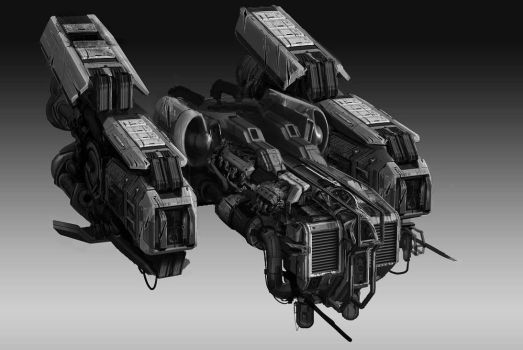 StrikeVector08_dawold by paooo