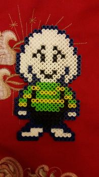 Asriel Perler Beads by Chrismilesprower