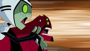 Ben 10 Omniverse Funny Faces #1 by Ben10OmninerseRules