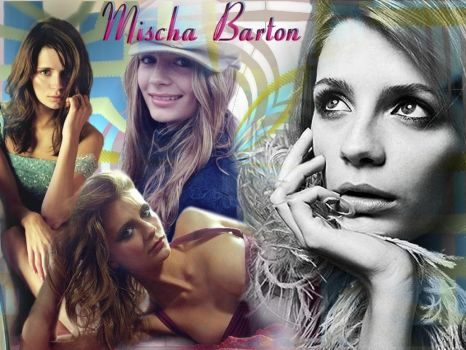 Mischa Barton wallpapper by alexavril