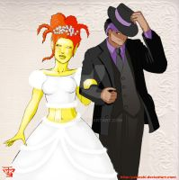 Temulun and Marcum... MARRIED by YukiOshi