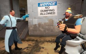 No Dumping Allowed by TimeLordEnglish