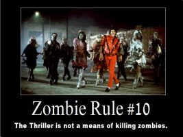 Zombie Rules 10 by psbox362