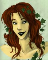 Poison Ivy by silveraaki