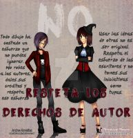 Collab: NO AL ROBO by SimTinaAndr