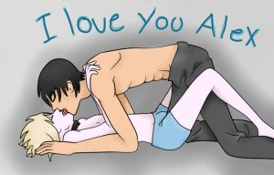 I love you Alex by MHoldgaard