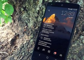 Mountain Theme for Android (Themer) by XtremeTakeoff
