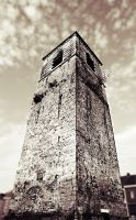 Anderlues 900 year tower. by Bervt