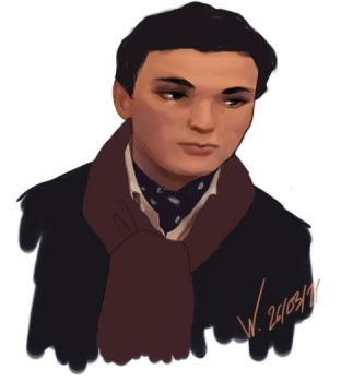 Here is my Dorian gray by Pink-Faction