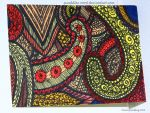 Paisley Dream I ATC 28 by Quaddles-Roost