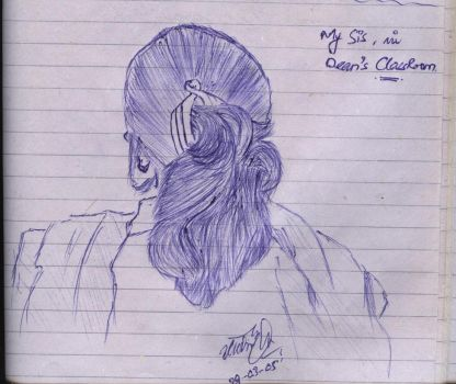 A Rough Quick Draw by mobeenkhan