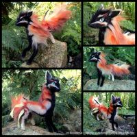 Kalani - Poseable Art Doll Trade more photos by SonsationalCreations