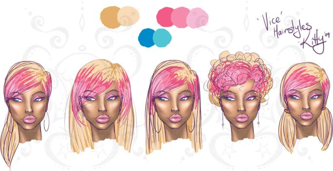 Vice - Hairstyles by minisweet