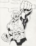 He Man Inks by greggpaulsen