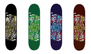 skatedecks by magican777