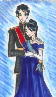 Lord and Lady Mizuno by Primasylph