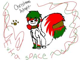 Christmas Adopt by Chronological-Rising