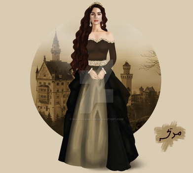 Queen Mary of Scots by Maddreamer89