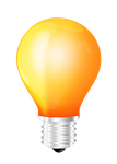 Light Bulb Icon by moonwound
